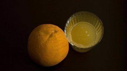 C vitaminin kansere öyle bir faydası var ki!
