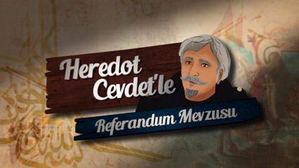 Heredot Cevdet geri döndü! İşte ilk video