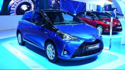 """Toyota'nın Yaris modeli """"Yılın Otomobili"""" seçildi"""