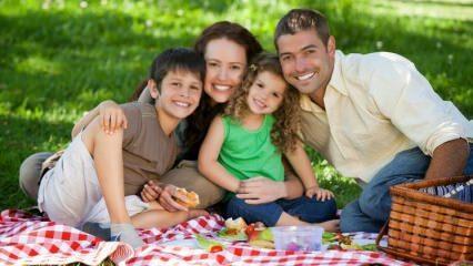 Anneler gününde gidebileceğiniz 21 piknik alanı