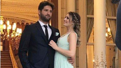 Gizem Karaca nişanlandı