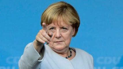 Merkel resti çekti! Pişman olacaksınız