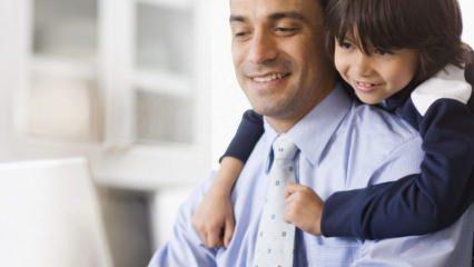 Hem işkolik hem de teknolojik babalara hediyeler