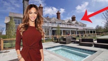 Beyonce evini doğumhaneye çevirdi