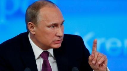 Rusya'dan ABD'ye yaptırım misillemesi!