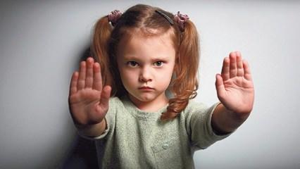 Çocuklar cinsel istismardan nasıl korunur?