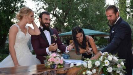Diriliş Ertuğrul'da düğün zamanı!