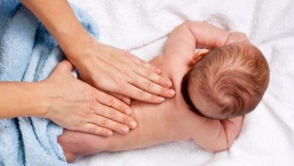 Bebeklerde gaz sancısı nasıl geçer?