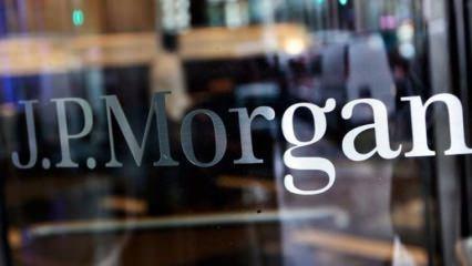 JP Morgan dikkat çeken faiz açıklaması: Merkez bankası yükseltecek