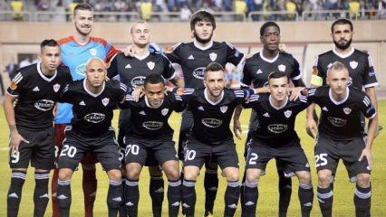 Azerbaycan ekibinden büyük başarı!