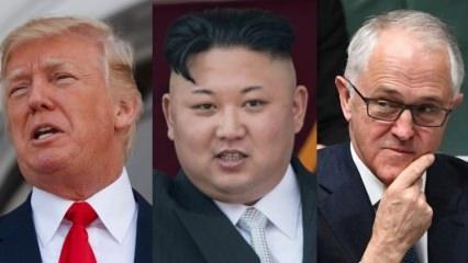 Avustralya Kuzey Kore'nin füze denemesini kınadı!