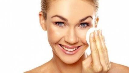 Evde cilt bakımı: Siyah nokta karşıtı yüz temizleyici tarifleri