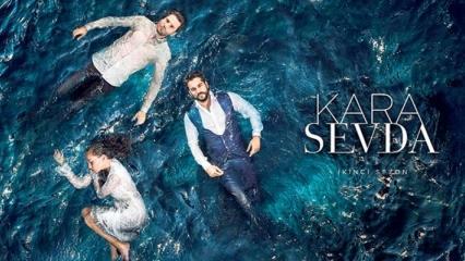 Emmy Ödülü için yarışan tek Türk dizisi