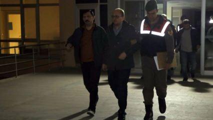 Bülent Kınay Yunanistan'a kaçarken yakalandı