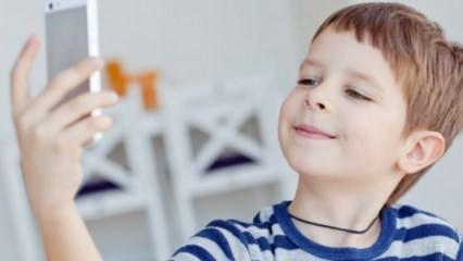 Çocuklara kaç yaşında akıllı telefon alınmalı? Cep telefonu kullanma yaşı