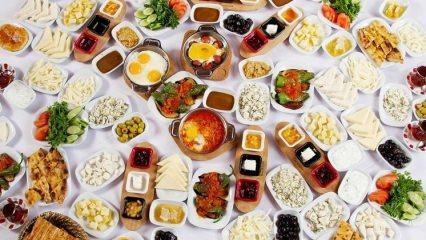 Pazar kahvaltılarınızı şenlendirecek 3 tarif
