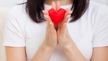 Kadınlarda kalp krizi neden olur?