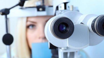 Göz sağlığında doğru bilinen yanlışlara dikkat!