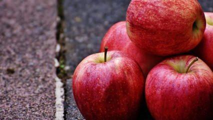 Hamilelikte elma tüketmenin faydaları neler?