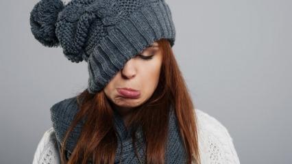 Kış depresyonu nedir? Belirtileri neler?
