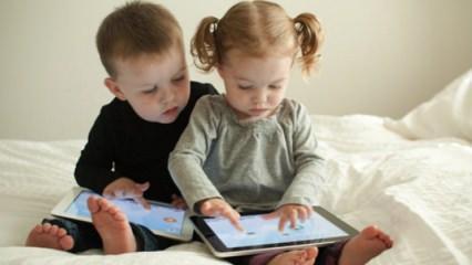 Çocuğunuz 2 yaşında ve konuşamıyorsa dikkat!