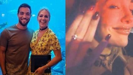 Meryem Uzerli evleniyor!