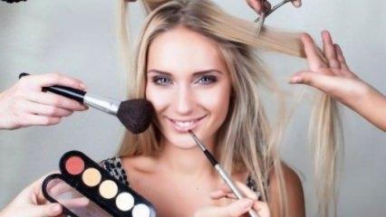 Makyaj yapmayı kolaylaştıran güzellik önerileri