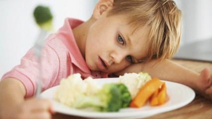 Çocuklara zorla yemek yedirmek doğru mu?