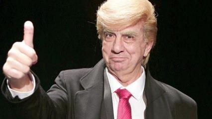 Ünlü oyuncuya Donald Trump tepkisi!