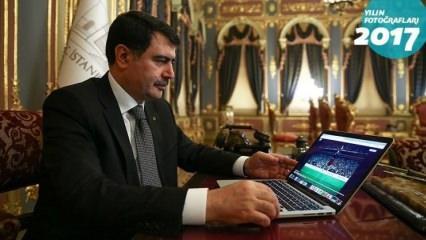 Ankara Valisi Vasip Şahin: 1000'er liralık yardım adreslere teslim edilecek