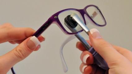 Gözlük camı nasıl temizlenir?