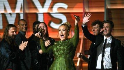 Adele'ye 140 milyon TL'lik yeni ev