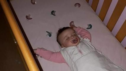 Bebeklerde ağlamayı önleyen şaşırtıcı yöntem!