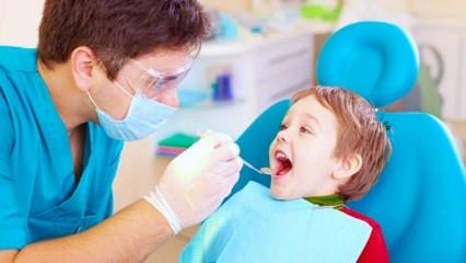 Diş sağlığıyla ilgili doğru bilinen yanlışlar
