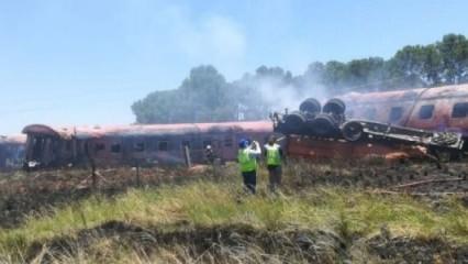 Güney Afrika'da feci kaza! En az 200 yaralı