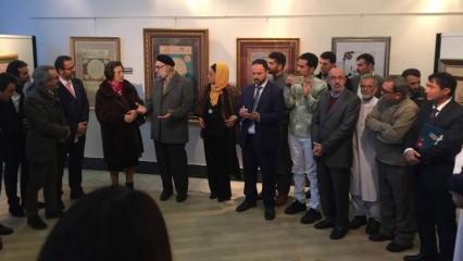 Kardeşliğin Hat Sanatı etkinliği gerçekleştirildi