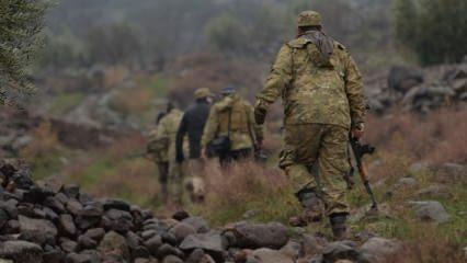 PYD sıkıştı! Afrin'den kaçış yoluna tampon