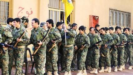 Esed ile YPG arasındaki 5 maddelik anlaşma!