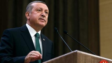Erdoğan'dan ABD'yi çıldırtacak açıklama