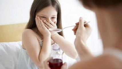 Çocuklara ilaç içirirken nelere dikkat edilmeli?