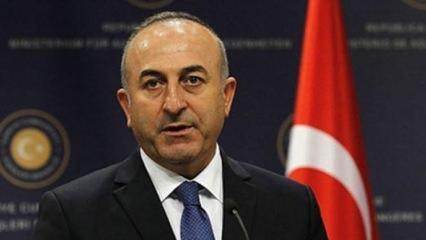 Türkiye'den Esed'e net mesaj!
