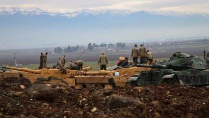 YPG'den dikkat çeken Esed ve Afrin açıklaması