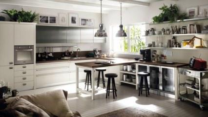 Burçlara uygun mutfak dekorasyonları