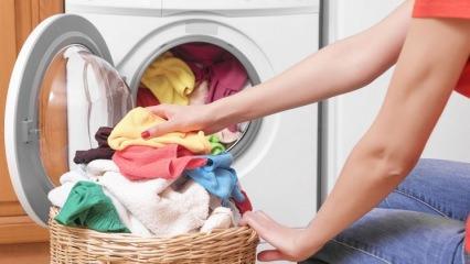 Evde çamaşır deterjanı nasıl yapılır?