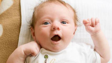 Yeni doğan bebeklerin 15 şaşırtıcı özelliği