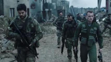 Can Feda! Suriye'ye özel kuvvetlerimiz girdi ve...