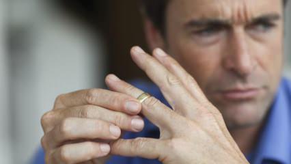 Evlilikte görülen problemler! Kadınların ve Erkeklerin boşanma nedenleri