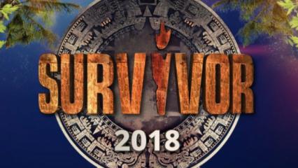 Survivor 2018 All Star Gönüllüler ve Ünlüler Yeni Takım Kadrosu...
