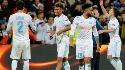 7 gollü düelloda tur Marsilya'nın oldu!