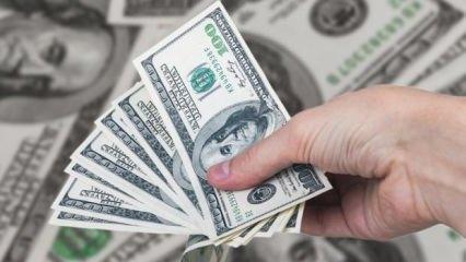 Erdoğan tarihi açıkladı, dolar düşüşe geçti